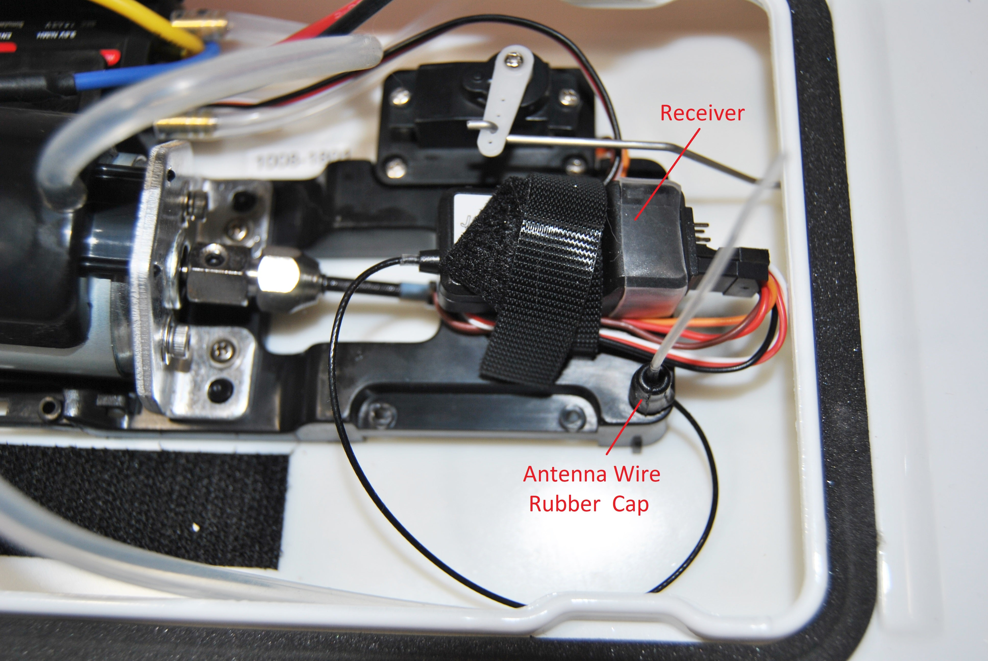 automotive wiring harness tie downs best wiring library 2005 Silverado Radio Wiring Harness now before you unplug the esc and servo wire harnesses from the receiver, closely note
