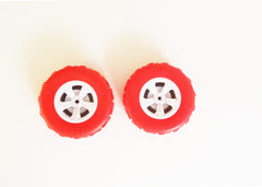 285-400253 ROWDY - Wheels (2pcs)