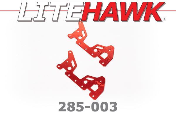 285-003 LiteHawk 3 CNC Chassis Outer