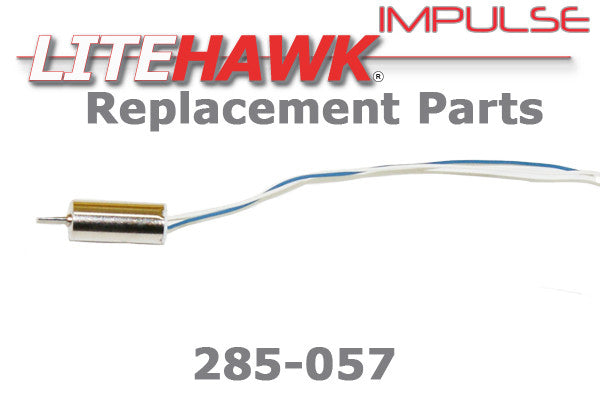 285-057 IMPULSE Main Motor Back