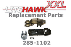 285-1102 XXL 2.4 Ghz - Chassis Kit
