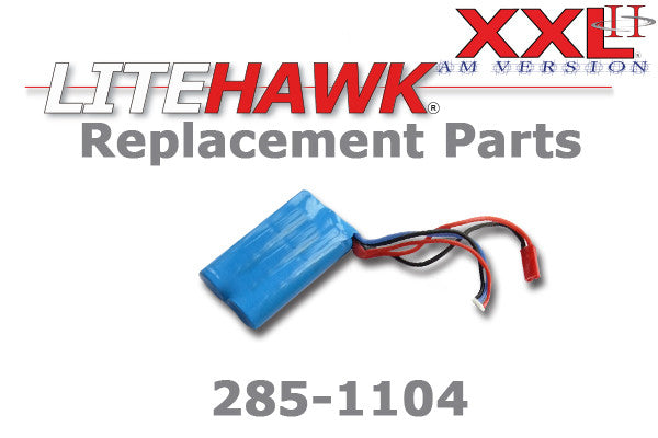 285-1104 XXL 2 AM - Lithium Battery