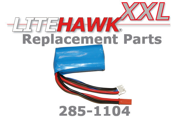 285-1104 XXL 2.4 Ghz - Lithium Battery