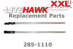 285-1110 XXL 2 AM - Tail Support Rods
