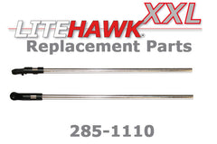 285-1110 XXL 2.4 Ghz - Tail Support Rods
