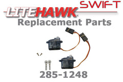 285-1248 SWIFT Servo Set 70 mm Wire