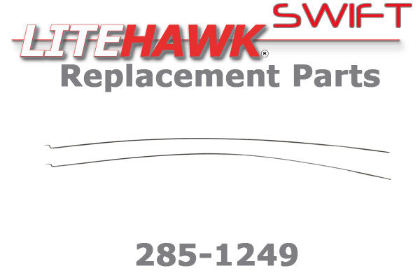 285-1249 SWIFT Pushrods for Aileron