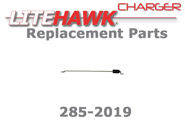 285-2019 CHARGER - Servo Rod w/ Boot
