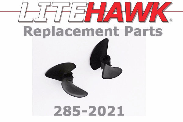 285-2021 CHARGER - 2 Blade Propeller