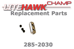 285-2030 CHAMP - Alloy Coupler w/ Screws
