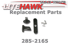 285-2165 MAD WAVE - Rear Shaft Strut Support Set