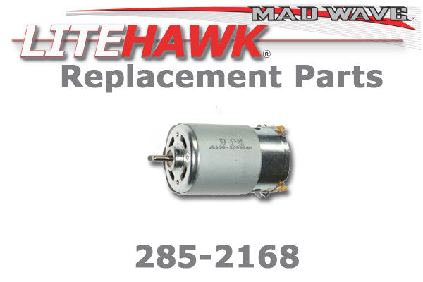 285-2168 MAD WAVE - 550 Motor