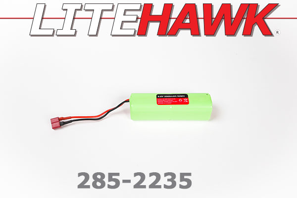 285-2235 CHAMPION - 9.6V 2000mah Battery