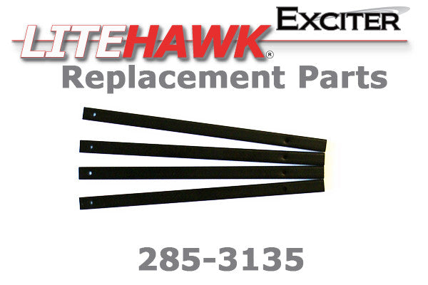 285-3135 EXCITER Support Struts