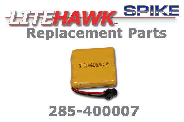 285-400007 SPIKE 4.8V Ni-Cad Battery