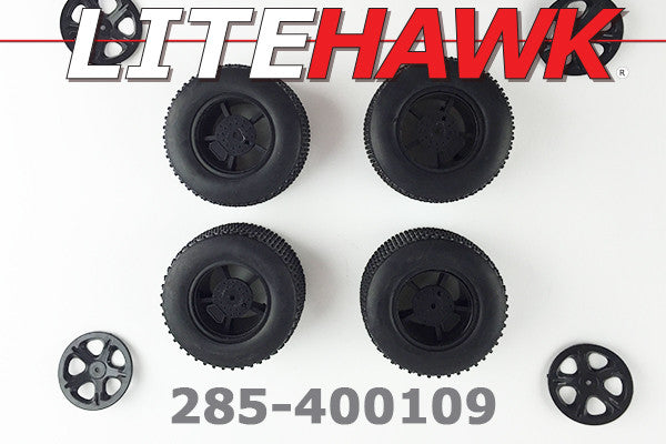 285-400109 STING Wheel and Tire