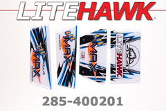 285-400201 LIL MAX/ LIL TOM Body Panels