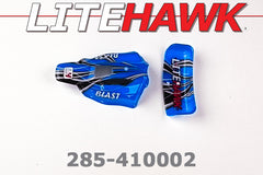 285-410002 BLAST MINI Body - Blue