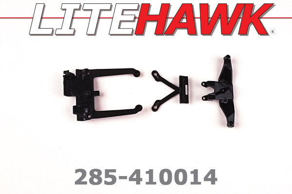 285-410014 MINIs Front and Rear Suspension and Steering Linkage
