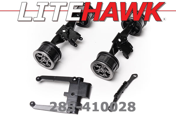285-410028 SCOUT MINI - V2 Front & Rear Linkages