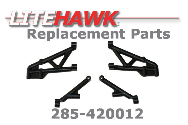 285-420012 Rear Shock Tower Supports