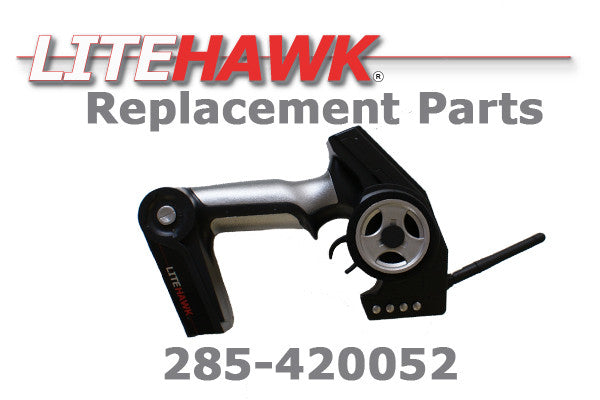285-420052 2.4 Ghz Radio (Silver handle)