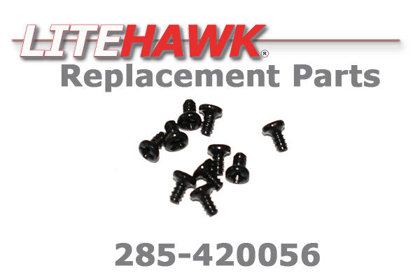285-420056 1.8x3mm Screws