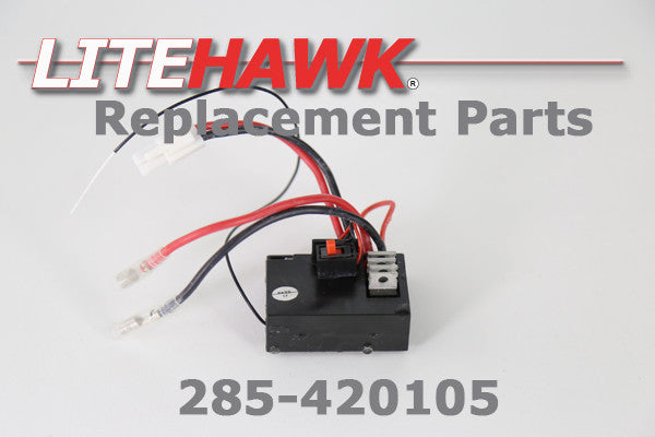 285-420105 2.4Ghz Receiver/ESC for NIMH Battery