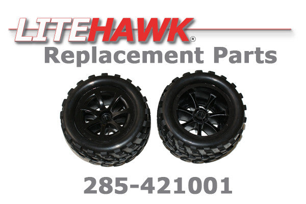 285-421001 Front Wheels/Tires