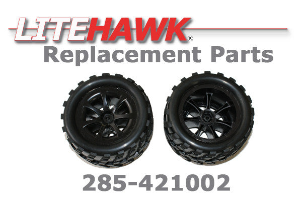 285-421002 Rear Wheels/Tires