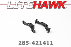 285-421411 OVERDRIVE - Front/Rear Shock Towers