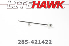 285-421422 OVERDRIVE - Main drive shaft (Complete with gears)
