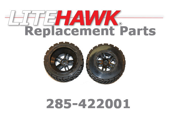 285-422001 Front Tires