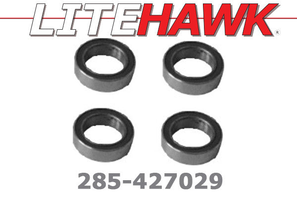 285-427029 M Chassis - Ball Bearings 10 x 15 x 4mm 4P