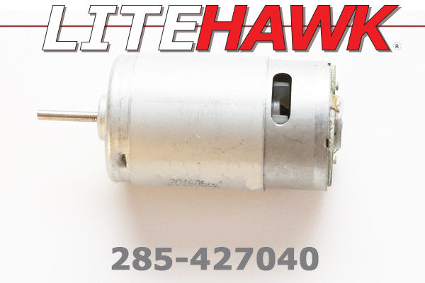 285-427040 M Chassis - 390 Motor
