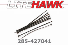 285-427041 Zip Ties Small 8pcs