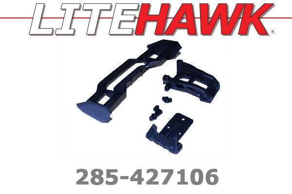 285-427106 M Chassis - Wing and Wing Mount