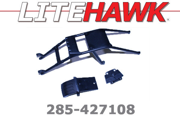 285-427108 M Chassis - Roll Cage and Skid Plate