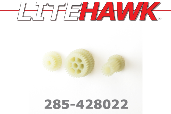 285-428022 C-Chassis - Internal Drive Gears