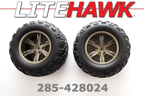 285-428024 C-Chassis - Tires (Pair)