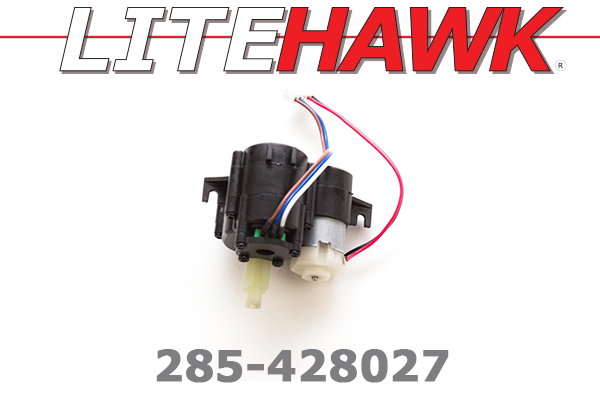 285-428027 C-Chassis - Steering Servo