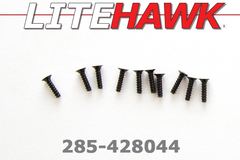 285-428044 C-Chassis - Screws ( 2 x 8KBHO )