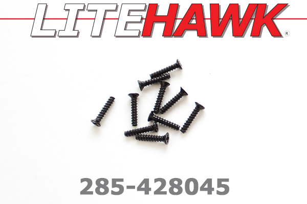285-428045 C-Chassis - Screws ( 2 x 10KBHO )