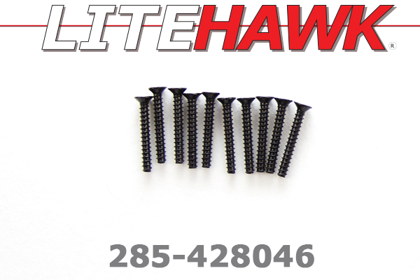 285-428046 C-Chassis - Screws ( 2 x 15KBHO )