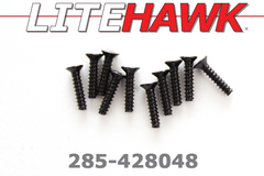 285-428048 C-Chassis - Screws ( 2.3 x 10KBHO )