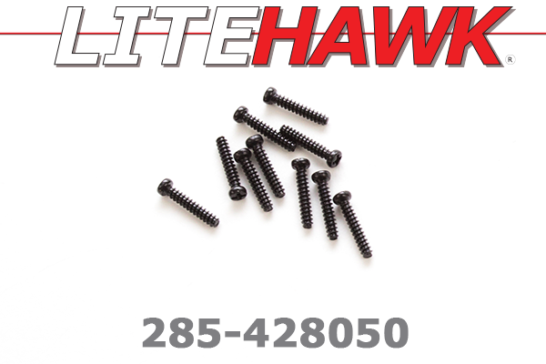 285-428050 C-Chassis - Screws ( 2.3 x 12PBHO )