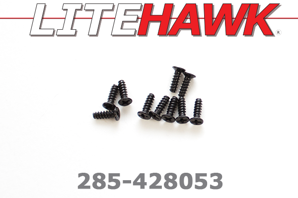 285-428053 C-Chassis - Screws ( 2.6 x 8KBHO )