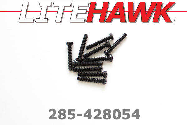 285-428054 C-Chassis - Screws ( 2.6 x 15PBHO )