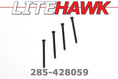 285-428059 C-Chassis - Screws ( 3 x 31PMHO )