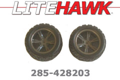 285-428203 C-Chassis - Pair of Tires - SCOUT